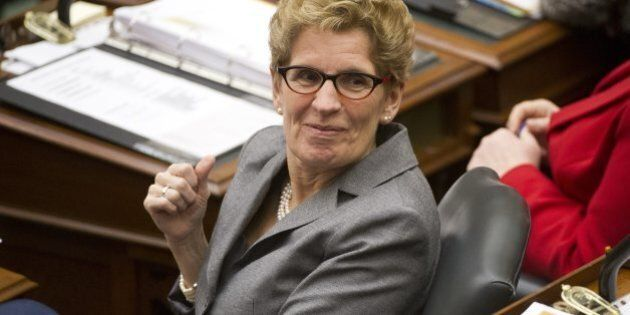 Ontario Liberals Aim To Freeze MPP Pay Until