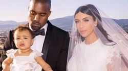 Kim Kardashian Posts Cutest Family Wedding