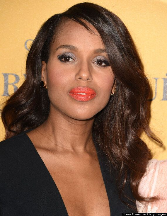 'Scandal's' Kerry Washington Looks Adorable In Post-Baby Debut