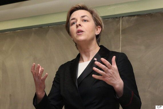 Kellie Leitch: Liberals' Pot Legalization Plan Will Be Scrapped If I Am Elected Prime