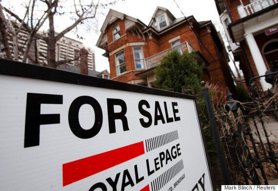 55% Of Canada's Housing Markets Suffering 'Irrational Exuberance':