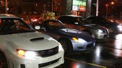 Vancouver's Most Dangerous Mall Parking Lot