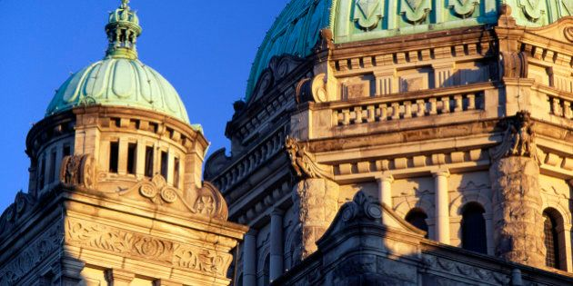 B.C. Legislature Dome Upgrades Could Cost