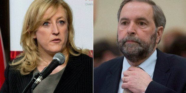NDP Mailouts Controversy: Lisa Raitt Vows To Recover 'Every
