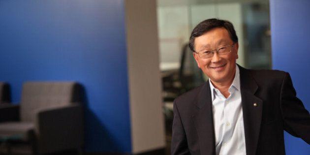 John Chen, BlackBerry CEO, Has Made $138 Million Since Taking