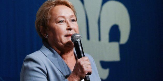 Quebec Election 2014: Marois Says Independent Quebec Would Welcome Canadian