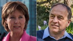 B.C. Green Party Leader Is More Popular Than Christy Clark: