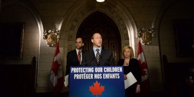Cyberbullying Bill, C-13: Tories Vote Down Proposed Opposition