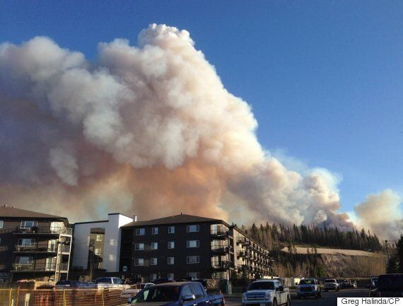 Fort McMurray Mayor Asks Residents To Be Ready To Evacuate From