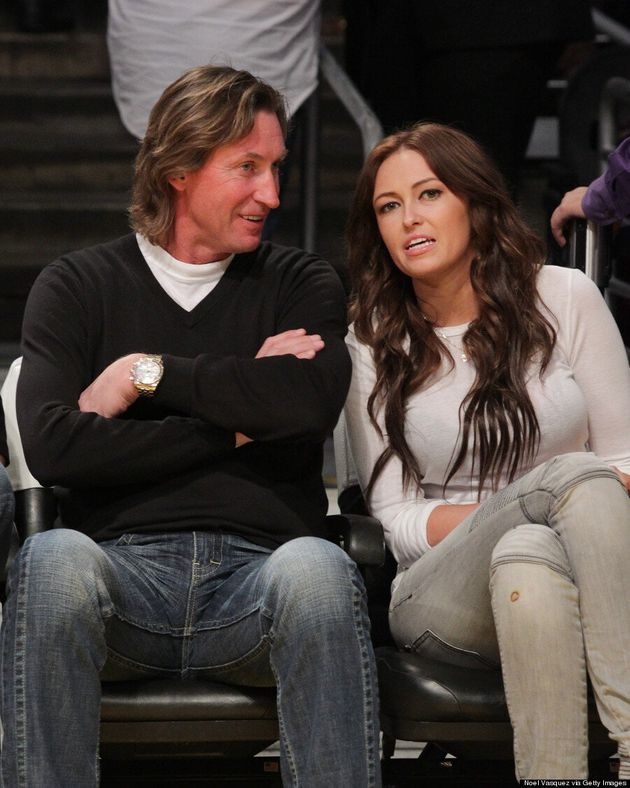 Paulina Gretzky Looked Way Better As A Brunette