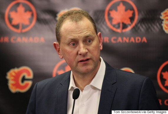 Calgary Flames Fire Head Coach Bob