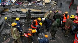 Baby Pulled From Collapsed Building After 80