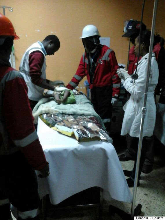 Kenya News: Baby Pulled From Collapsed Building After 80