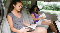 Road Trip Reading: Car Friendly Books to Keep the Kids