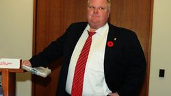 Maybe What Rob Ford Needs is Proper Treatment -- And