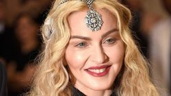 Madonna Wore A Thong To The 2016 Met