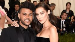The Weeknd And Bella Hadid Prove Romance Isn't Dead At Met