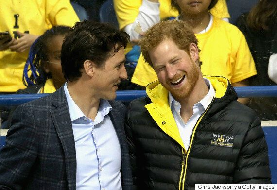 Justin Trudeau Responds To Invictus Games Challenge With