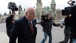 Duffy Returns To Parliament