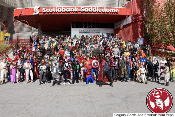 Calgary Comic And Entertainment Expo's Best Cosplay Of