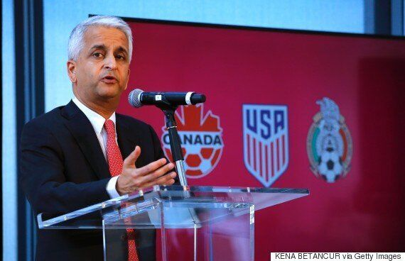 Canada, U.S. And Mexico Launch Bid To Co-Host 2026 World