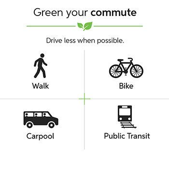 Simple Changes Drivers Can Make To Green Their
