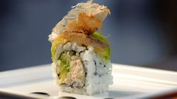 LOOK: Vancouver's 1st Fully Ocean Wise Sushi