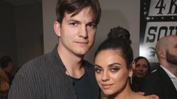 Ashton Kutcher Credits His Family For Making Him A Better