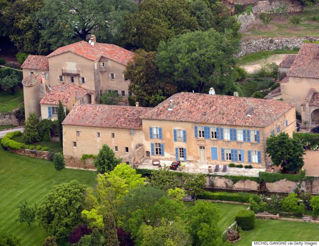 Brad Pitt And Angelina Jolie Are Selling Their French Estate Château