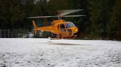 5 Bodies Recovered From B.C. Snow
