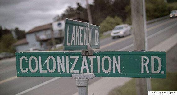 'Colonization Road' Is A Film. It's Also An Actual Road Because
