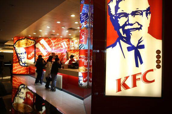 KFC Vows To Use Antibiotic-Free