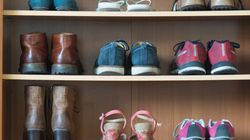 For The Love Of Feet, Clean Out Your Shoe