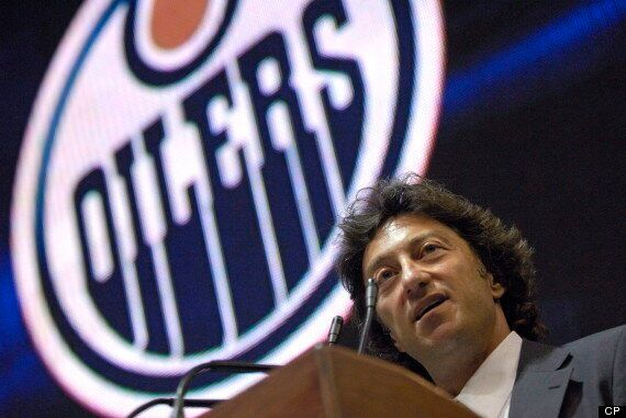 Greice Santo Claims Oilers Owner Daryl Katz Offered Her Money For
