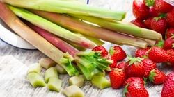 Quick And Sweet Rhubarb Butter