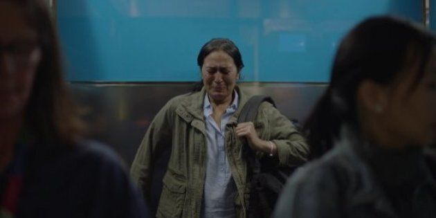 'Sick Kids Mom Strong' Ad Reminds You Of The Travails Every Parent Can