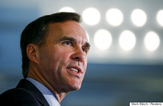 Bill Morneau, Finance Minister, Says Canadians Should Get Used To Short-Term