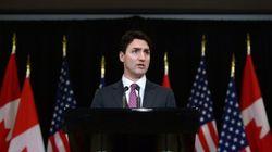 Trudeau Says Canada Supports U.S. Strike In