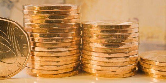 Canadian Dollar Hits 2-Year