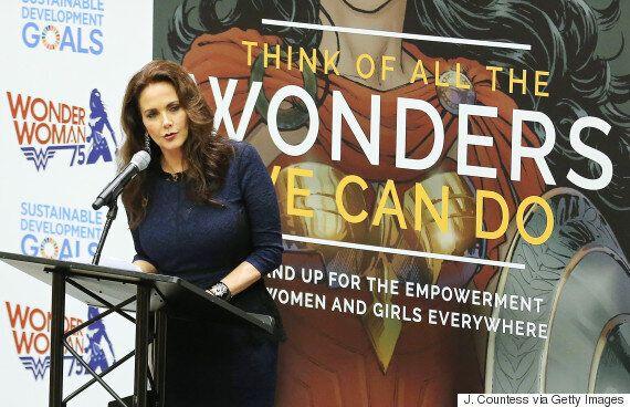 Wonder Woman Named Honorary UN Ambassador To Mixed