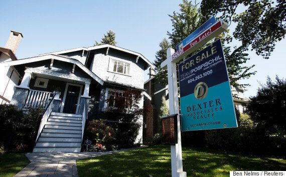 Home Price Pullback 'Imminent' For Toronto And Vancouver: