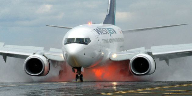WestJet To Cross Atlantic Ocean For First