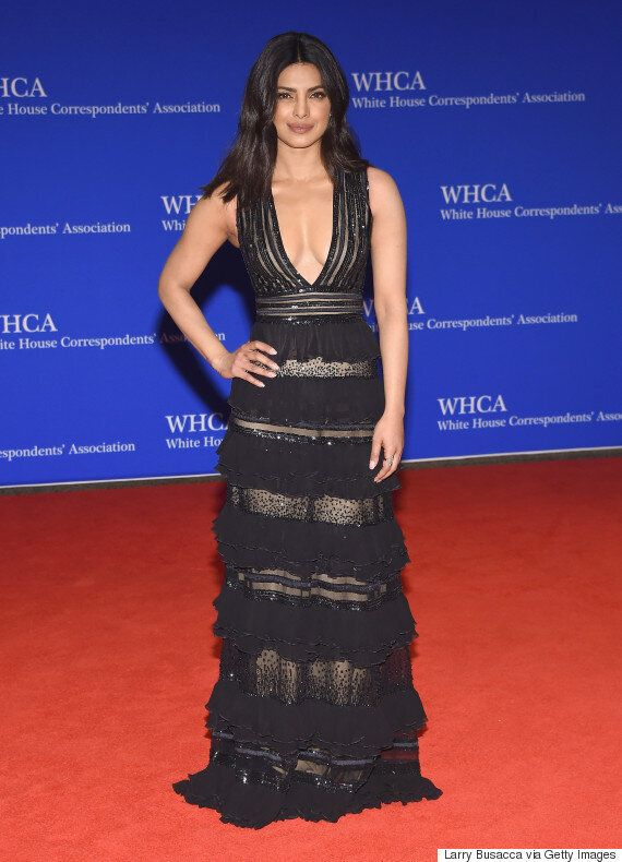 Priyanka Chopra Wows At White House Correspondents' Dinner