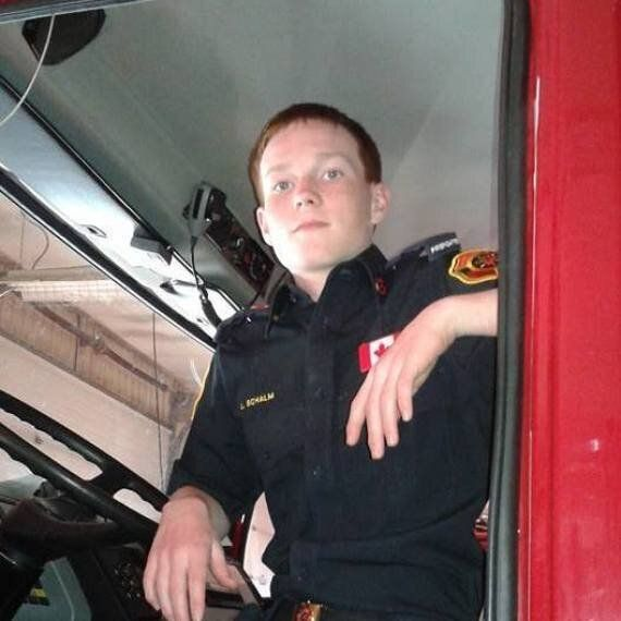 Lawson Michael Schalm, Alberta Firefighter, Faces 18 Counts Of