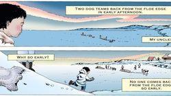 'Arctic Comics' Returns To Tell Stories Of The