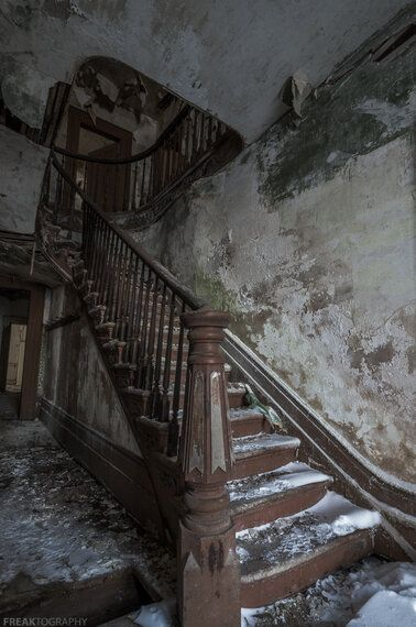 Did I Capture A Ghost On Camera In This Abandoned