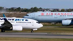 Canadian Airfares At Six-Year