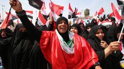 Hundreds Storm Iraq's Parliament, Calling For End To