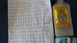 Man's Ashes Found In Bottle On N.S. Beach, With Money For A