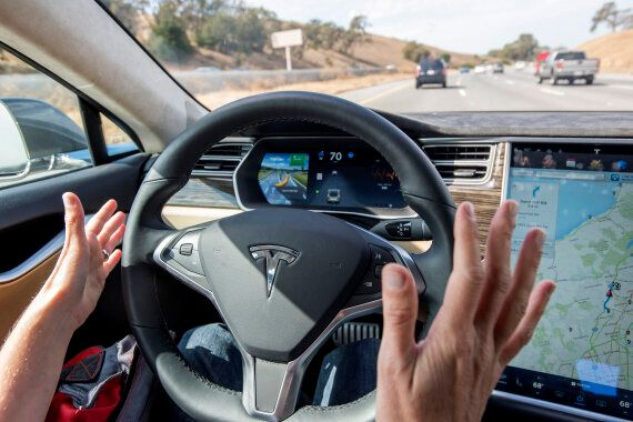 Self-Driving Cars Could Mean More Sex In Cars: